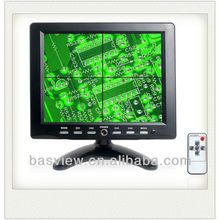 Industrial magnifying electronic component 8 inch lcd monitor
