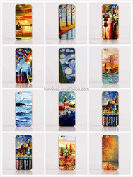 Amazing Four Season View Beautiful Landscape Sky Landscape Cover Case For Apple Iphone 6 Plus 5.5 Inch Phone Case For Iphone