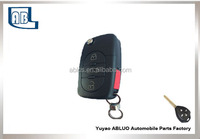 2015 hot sale car parts car remote key for 3 with 1 buttons original AD old type car parts