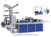 CE Certificate Computer side hot sealing and cutting machine