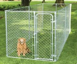 Hot dipped galvanized large Dog Kennels / Dog panels/ Dog Fences