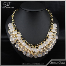 Wholesale New trend Factory directly fashion Statement Shourouk Necklace