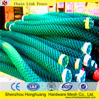 Manufacturer of PVC coated and galvanized Chain Link Fencing for playground