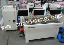 mini advertising cnc machinery price/small art and crafts machine router made in china