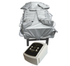 Machine for pressotherapy slimming beauty, far infrared slimming beauty, lymphatic drainage slimming beauty