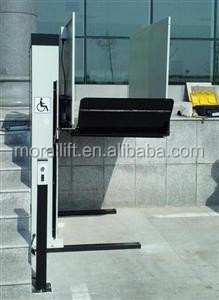Home hydraulic wheelchair lift elevator used elevators for House elevator for sale