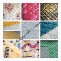 Fabric bonding machine