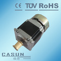 New designer nema23 motor de passo, Nema 23 freio 7.2 V high torque para venda