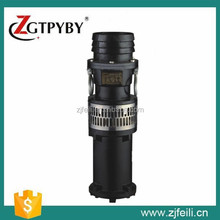 centrifugal booster pump QY oil filled submersible pump irrigation pump