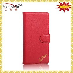 For LG F6 Leather Flip Case, Smart Phone Case PU Leather Case For LG F6, Multi-function holster