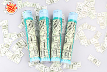 us dollar confetti poppers favours ideas