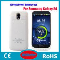 New Arrival!!! Fine Backup Battery Case For Samsung S4 Mini Battery Case