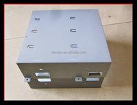 Custom Sheet Metal Car Audio Enclosure