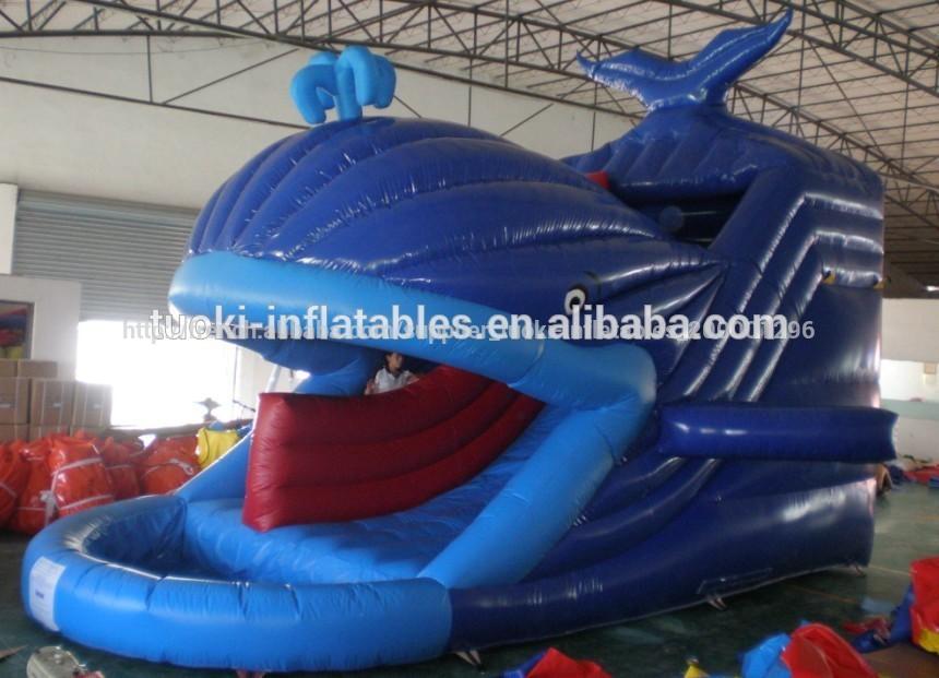 Chine meilleur prix de haute qualit toboggan gonflable piscine - Meilleur prix piscine ...