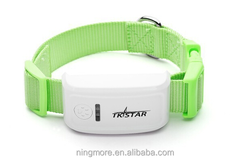 2015 Hot product TKSTAR Colorful appearance gps dog collar