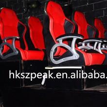 6dof, 5d dynamic action theatre fitting amusement park, entertainment mall, family party