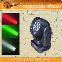 Zoom moving head alibaba led lights disco
