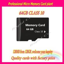 Professional Micro Memory Card plant prices 64 gb class 10 best buy hot products