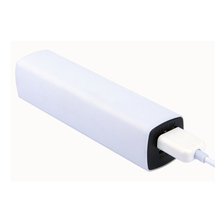 fast charge 2800mah metal case oem portable led power bank for ipad