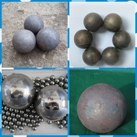 Longteng 6 inch steel ball and forged steel ball