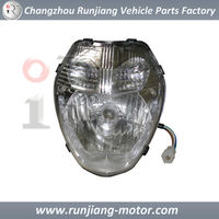 MOTORCYCLE HEAD LIGHT FOR LATIN MARKET SD150 FT150