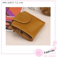 European leather wallet for women custom wallet maker