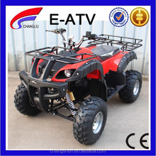 Shaft driving Chinese Fast Adult Electric ATV Quad