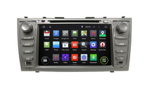 8'' HD1080P Android 4.4.4 OS Car audio radio with dvd, gps navi for Toyota Camry 2010 Supports SWC,RDS,OBD,Mirror Link, AUX IN