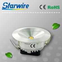 1W mini Aluminum Modern LED Ceiling Light/led light price list