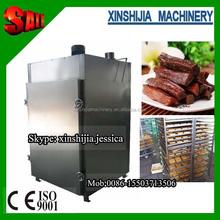 Automatic tofu/chicken/bacon/sausage/duck/meat smoker machine 0086-15503713506
