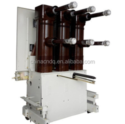 Electric type new design and permanent magnet 33kv Indoor type High Voltage Vacuum contactor