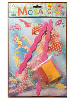 Top grade hot sale mosaic kids eva foam sticker