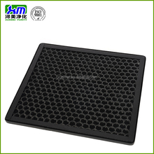 Xunmei microwave filter Formaldehyde removal filter(activated carbon) for air purifiers ,air conditioning