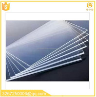 decorative wardrobe sliding door ultra clear white back painted glass 3mm-5mm Clear float glass for building toughened glass