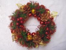 christmas ball wreath christmas decoration supplies