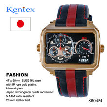 High quality custom logo watches made in Japan , OEM available