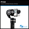 feiyu tech 3 axis gimbal FY-G4 3 axis handheld steady Gimbal for gopro camera fpv equipment