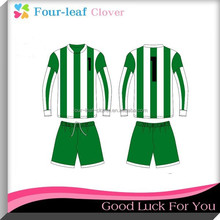 Long & Short Sleeve Sublimation Newest Football Jersey And Pants, Shorts, Socks / Soccer Wear Shirt / Sports SoccJersey Suit Kit