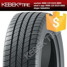 high quality Kebek passenger rubber tires