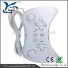 joystick de alta qualidade para o wii u para o wii u pro controller venda direta da fábrica