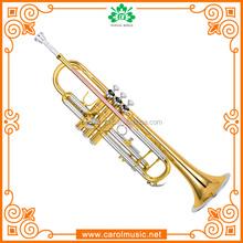 TR014 Popular cheap pocket trumpet