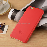 China Factory Phone Housing for iphone 6s Leather Hard Case For iPhone 6s PU Phone Accessory for iPhone 6s PU Back Cover Case