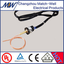 Match-Well manual reset pressure switch well pump