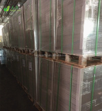 Grey Paper and Grey Board 2.0MM Thick Paper Sheets Liner Paper Recycling