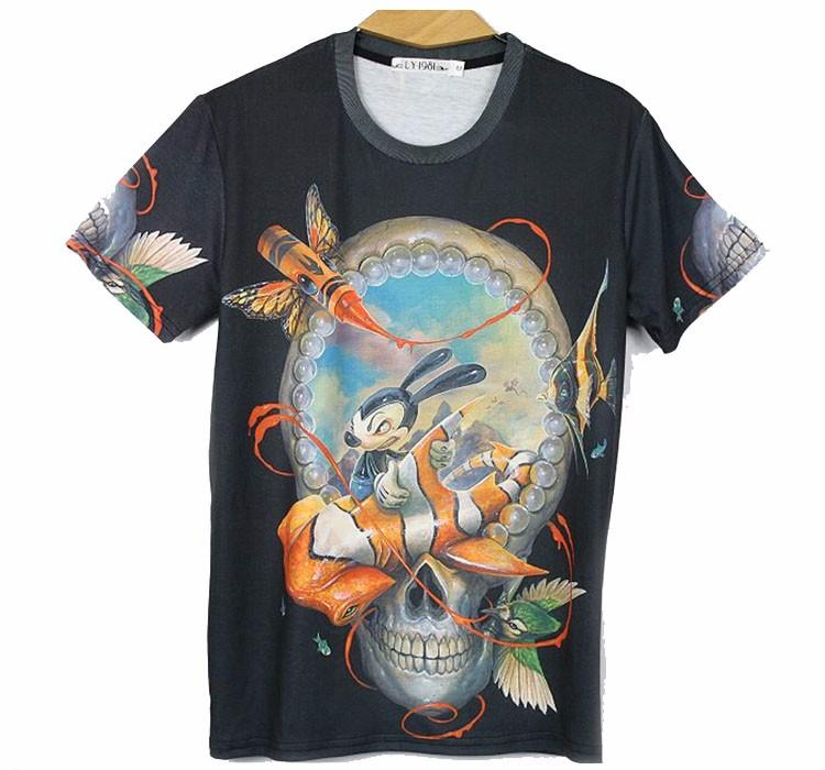 sublimation t shirt (151