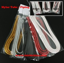 Popular fly tying materials Mylar tube