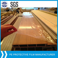 PE protective Film for timber floor