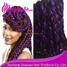 braid hair band,african kanekalon hair braid,tangle-free braid hair