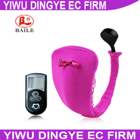 Adult Toys Vibrating Panties 10 Speed Wireless Remote Control Strap on C-String Underwear Vibrator for Women