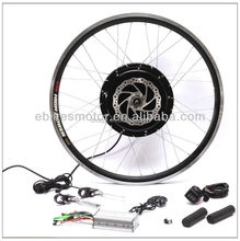 Changzhou bldc electric wheel hub motor for e bike 48 volt for sale